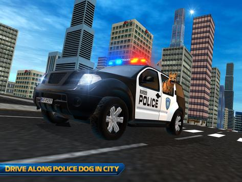 Subway Police Dog n Police Car apk screenshot