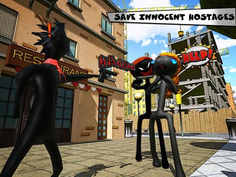 Shadow Hero Survival Battle 3D apk screenshot