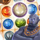Wizard & Genie: Match 3 Stars icon