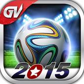 足球世界2015 icon