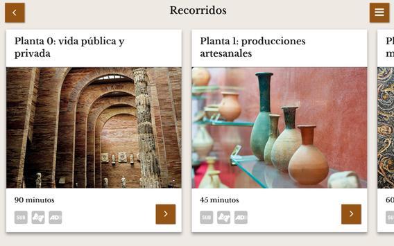 Museo Nacional de Arte Romano screenshot 1