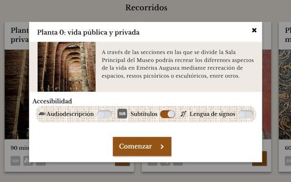 Museo Nacional de Arte Romano screenshot 2