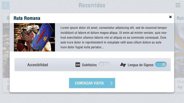 Tarragona Accesible apk screenshot
