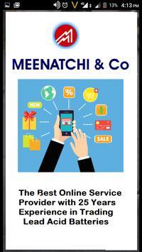 Meenatchi & Co Madurai poster