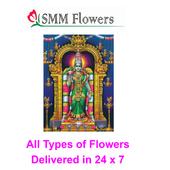 SMM Flowers Madurai icon