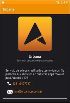 Urbana apk screenshot
