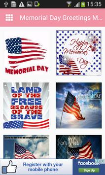 Memorial day greetings messages and images for android apk download memorial day greetings messages and images screenshot 4 m4hsunfo