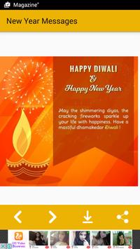 diwali new year messages greeting cards wishes screenshot