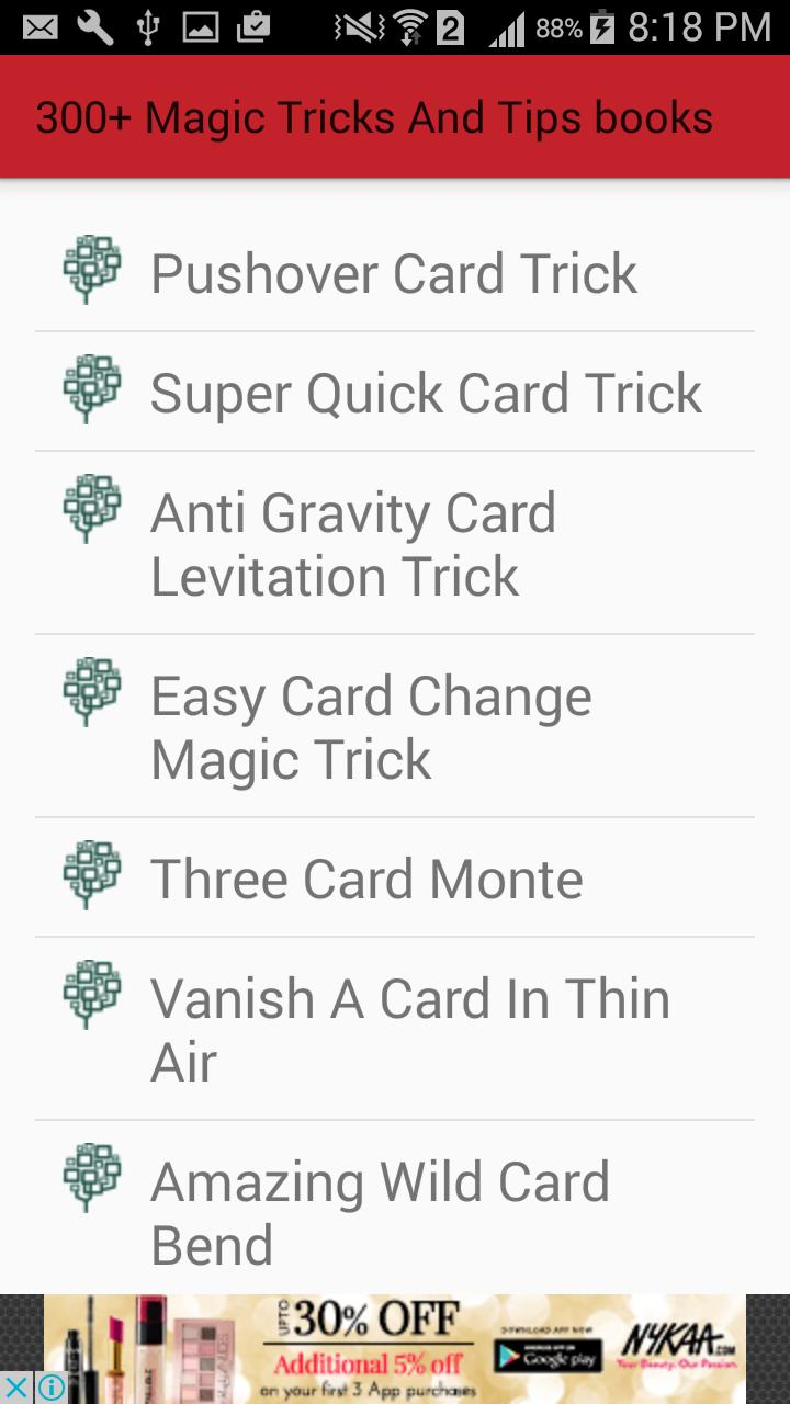 Magic Tricks And Tips Books In Hindi for Android - APK Download