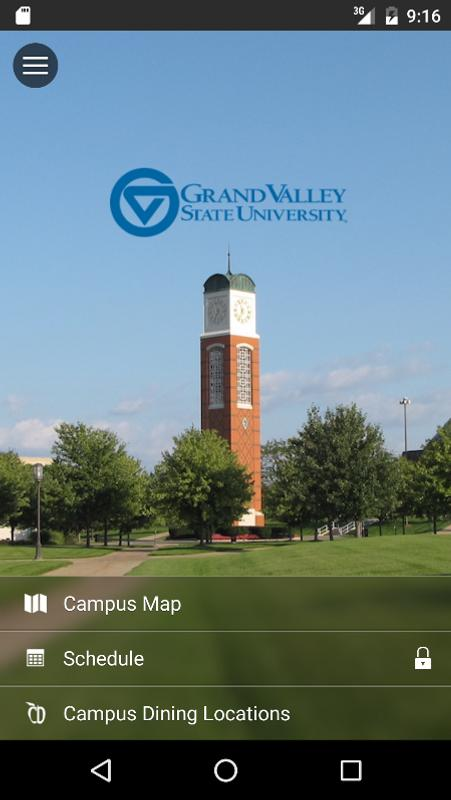 Gvsu Campus Map 2016.Mygv For Android Apk Download
