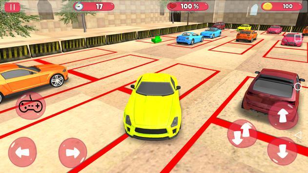 Multi Car Parking Games apk screenshot
