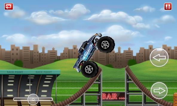 Monster Truck Stunt Lite screenshot 2