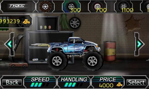 Monster Truck Stunt Lite screenshot 6
