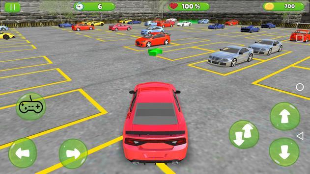 Crazy Prado Car Driving apk screenshot