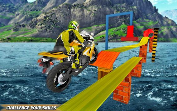 Bike Stunt Racing Adventure screenshot 14
