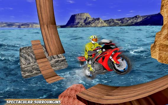 Bike Stunt Racing Adventure screenshot 12