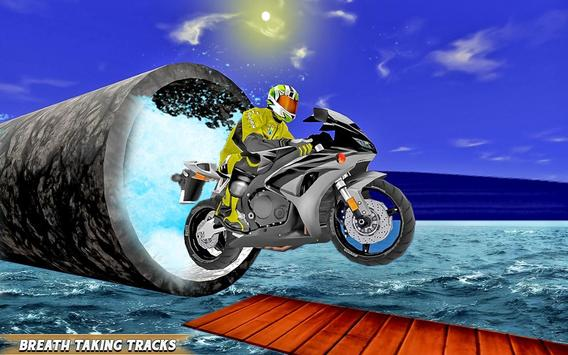 Bike Stunt Racing Adventure screenshot 1