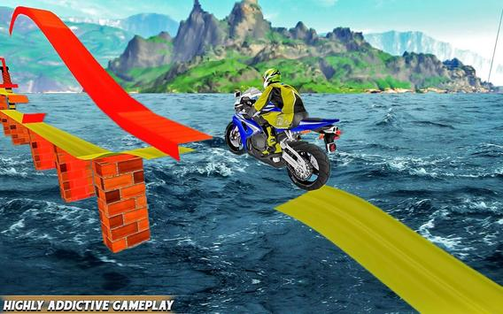 Bike Stunt Racing Adventure screenshot 21