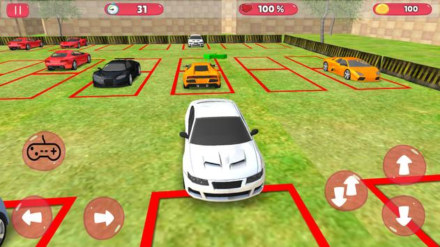 Free Car Real Parking screenshot 2
