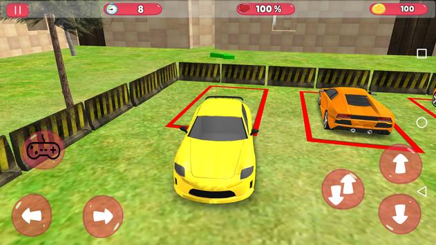 Free Car Real Parking apk screenshot