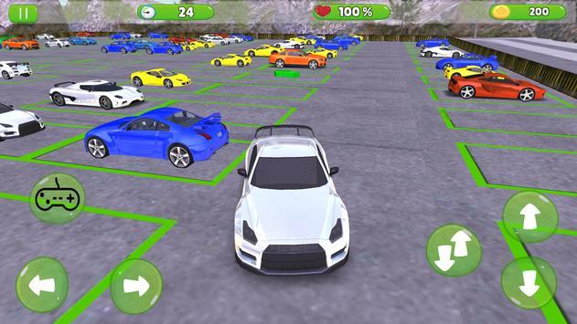 Luxury Prado Car Parking Games screenshot 10