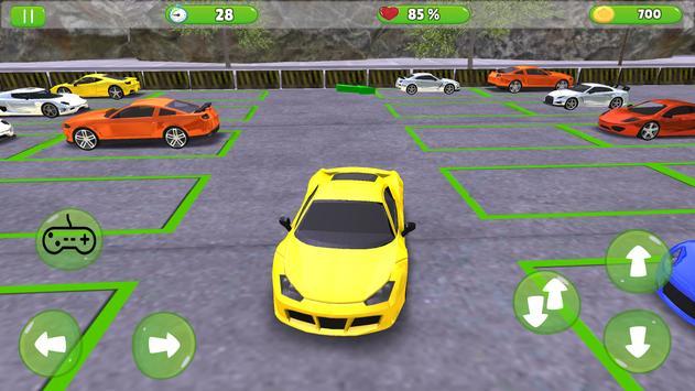Luxury Prado Car Parking Games screenshot 1