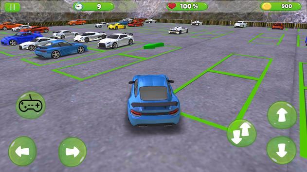 Luxury Prado Car Parking Games screenshot 2
