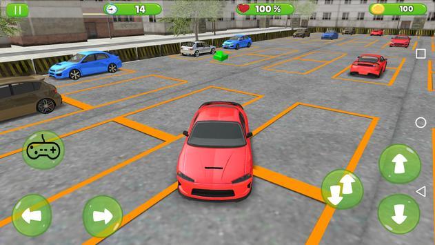 Real Car Parking Games screenshot 2