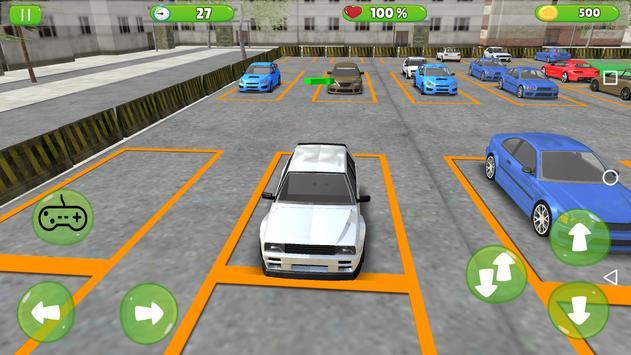 Real Car Parking Games screenshot 9