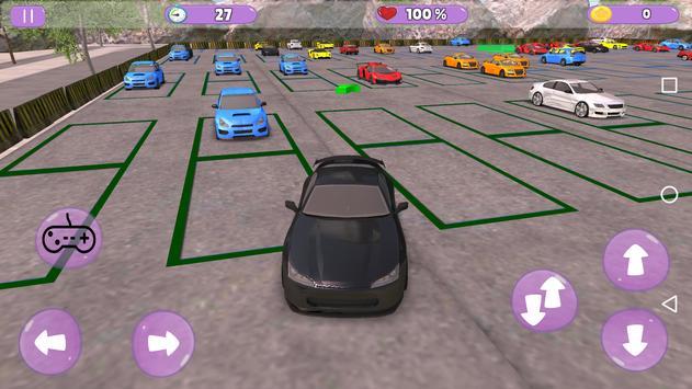 Real City Car Parking Sim 2017 apk screenshot