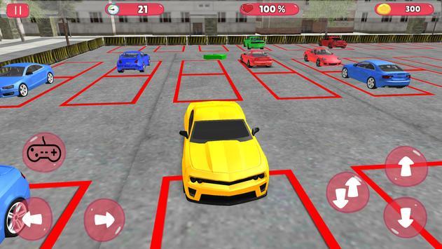 Unlimited Car Parking 3D screenshot 13
