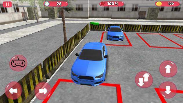 Unlimited Car Parking 3D screenshot 7