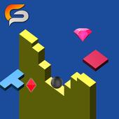 zigzag block puzzle icon