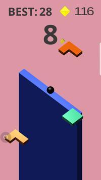 zigzag block puzzle poster