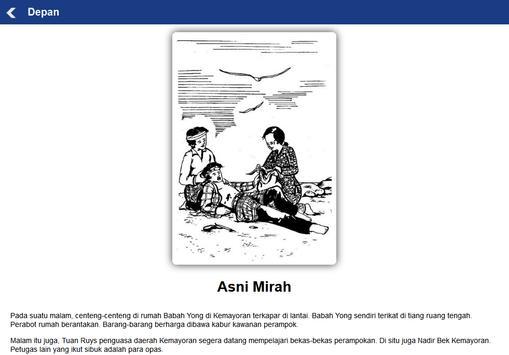 Cerita Rakyat Daerah Jakarta apk screenshot