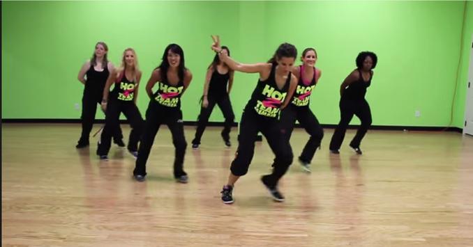 Zumba Fitness Dance apk screenshot