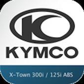 KYMCO X-town icon