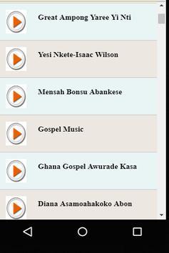 Ghana Gospel Songs apk screenshot