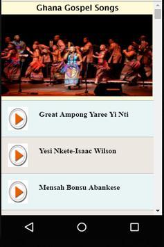 Ghana Gospel Songs poster
