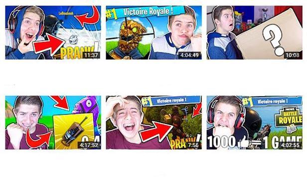 Michou  Videos screenshot 1