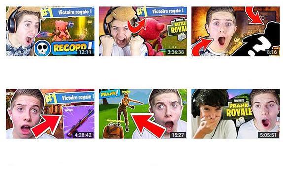 Michou  Videos screenshot 2