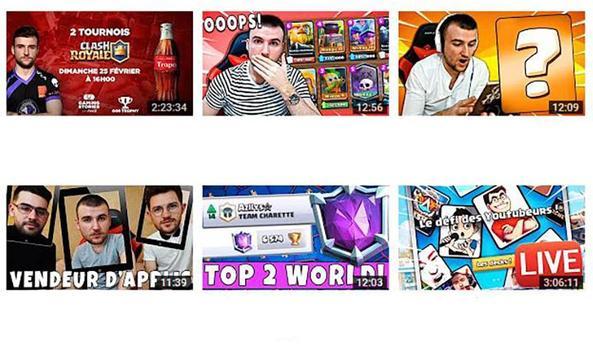 Trapa Videos screenshot 2