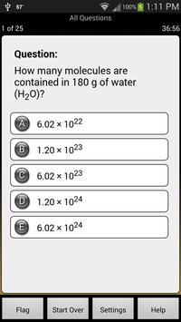 AP Chemistry Questions for Android - APK Download