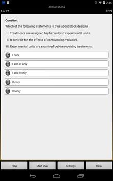 AP Statistics Questions apk screenshot
