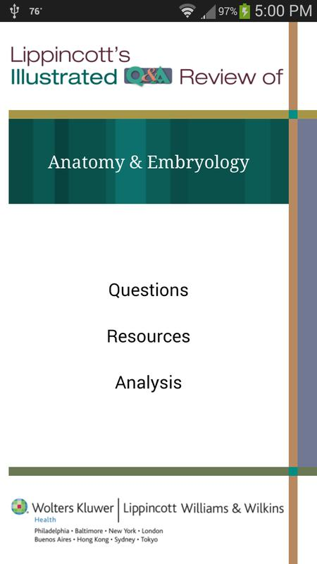 Anatomy Embryology Q&A Review APK Download - Free Education APP for ...
