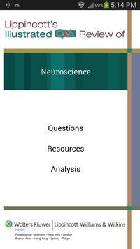 Neuroscience Lippincott's Q&A poster