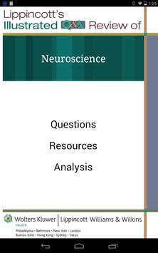 Neuroscience Lippincott's Q&A apk screenshot