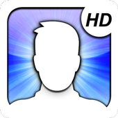 Facely HD Free for Facebook icon