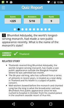 News Quiz App screenshot 5
