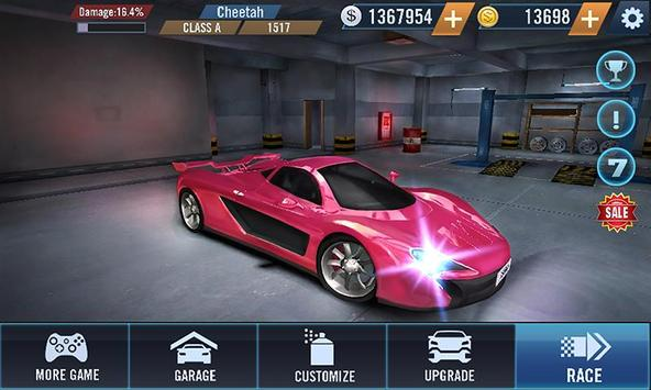 Furious Car Racing screenshot 1